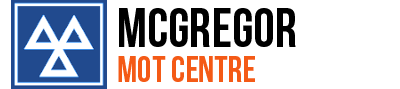Mcgregor MOT Centre Logo